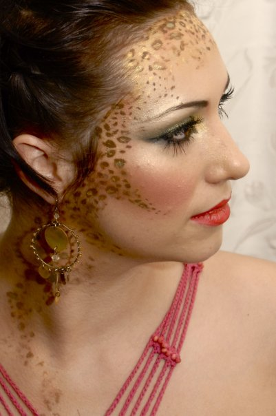Leopard | Nicole Smith Makeup