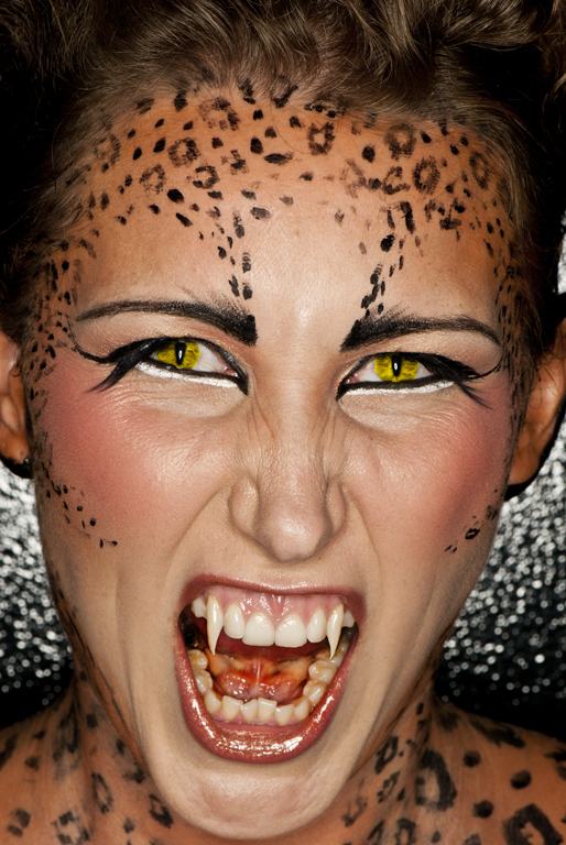 leopard | Nicole Smith Makeup